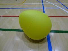 ワンバウンドふらば~るバレーボール