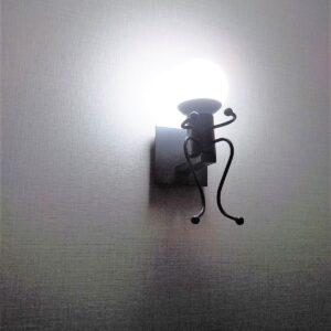 アイアン照明